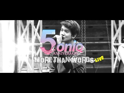 Iqbaal D. Ramadhan - More Than Words (Live)