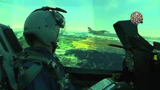 Türk savaş pilotu eğitimi GURUR VERİCİ!
