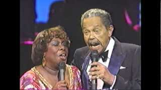 Sarah Vaughan & Billy Eckstine - Body & Soul / Dedicated To You (1985) Video