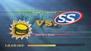 Shortys Diner VS Sammys Slammers Tournament SemiFinal #2 - Sammy Sosa Softball Slam Episode 10