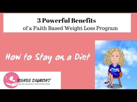 faith based diet | the benefits of a faith based weight loss program