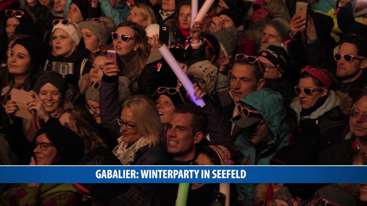 Seefeld Winterparty