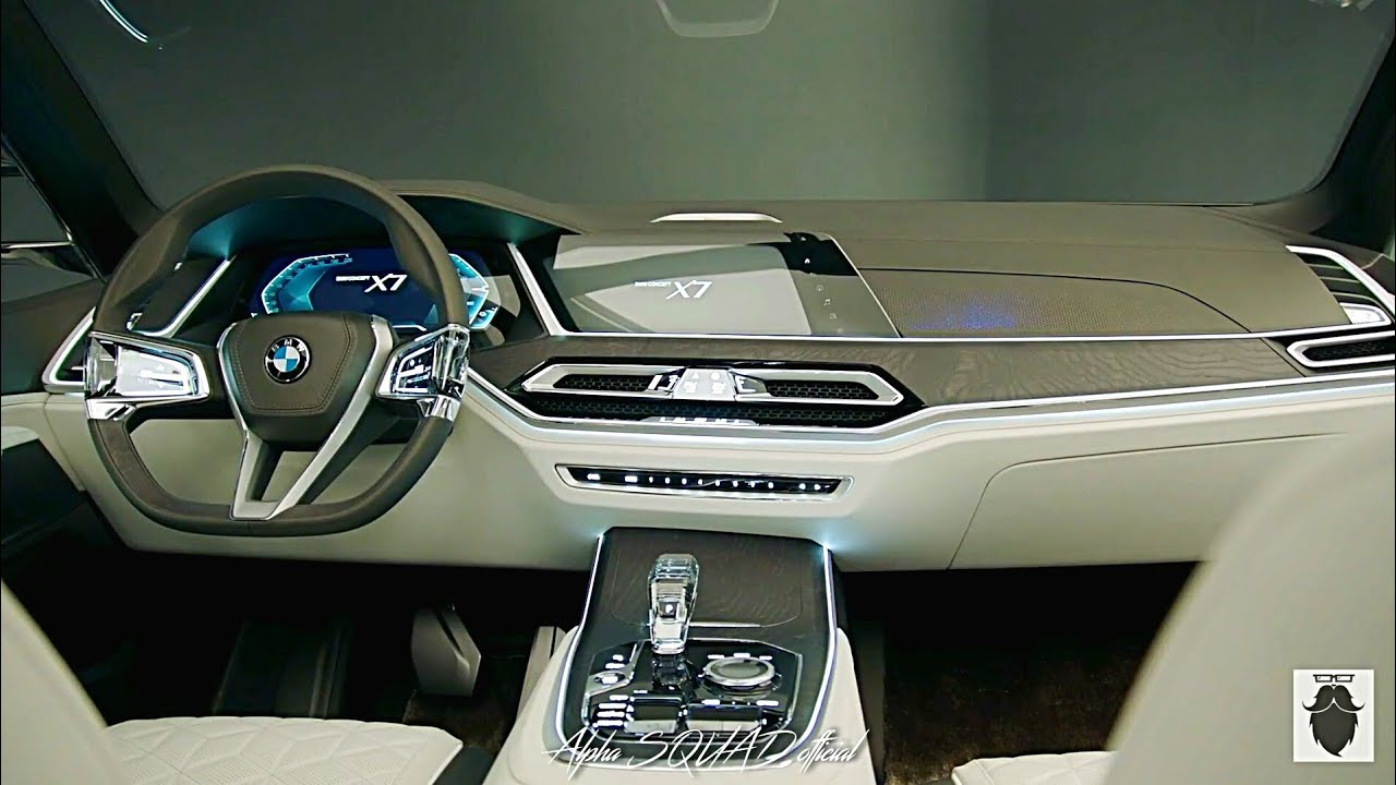 new bmw x7 2018 interior luxury suv youtube. Black Bedroom Furniture Sets. Home Design Ideas