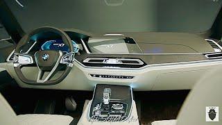 NEW BMW X7 2018 INTERIOR (LUXURY SUV)