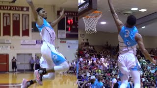Spurs Rookie Dejounte Murray ELECTRIFIES In The Seattle Pro Am All-Star Game!!!