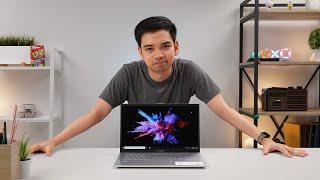 Nyobain laptop Rp5 juta yang populer dari Asus, VivoBook 14 A420!