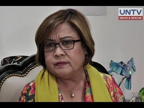 Sen. Leila De Lima seeks medical furlough for liver check up