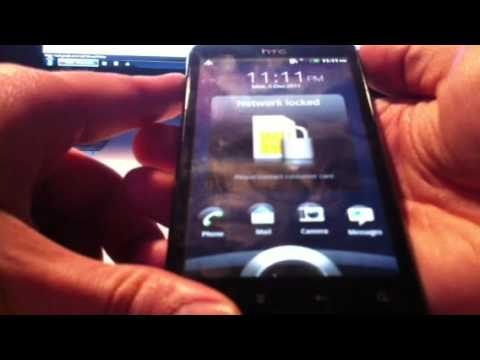 How to Unlock HTC Raider 4G LTE from Rogers by Unlock Code from Cellunlocker.net