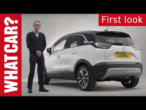 2017 Vauxhall Crossland X - five things you need to know | What Car?