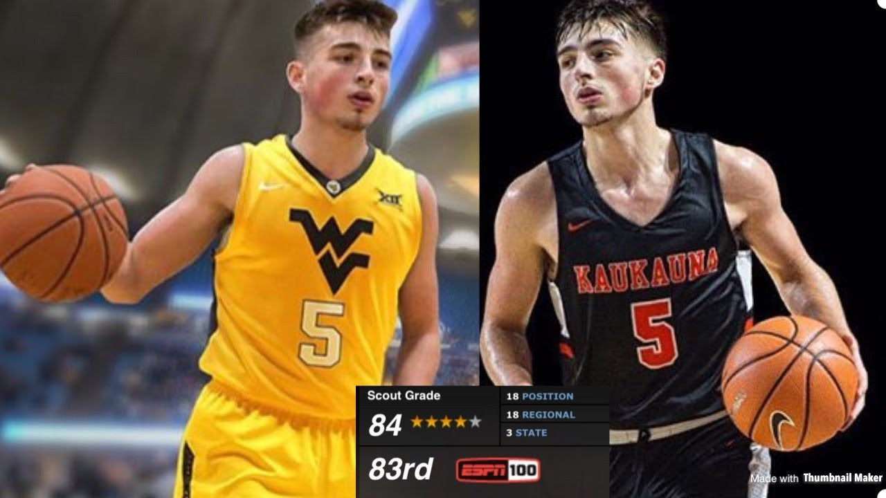 e5a46087fbd Is Jordan McCabe A Underrated Point Guard? | 4 Star West Virginia Commit