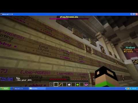 Minecraft Hide And Seek (PC) - How To Get On!!