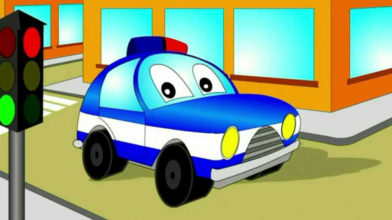a police car a train a submarine videos for children videos for kids youtube