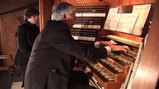 César Franck - Chorale No. 3 in A minor (Ernst-Erich Stender)