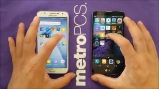 LG Stylo 2 plus VS Samsung Galaxy J7 Speed Test, For Metro Pcs,T-mobile