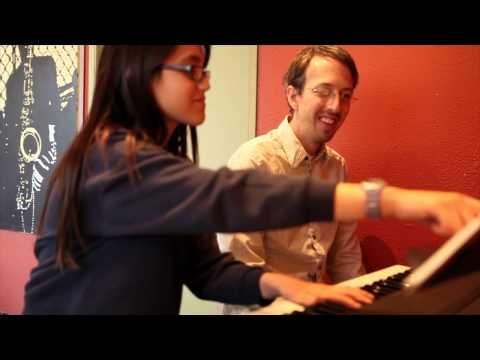 Piano Lesson in Orange County California- The Music Factory School of Music