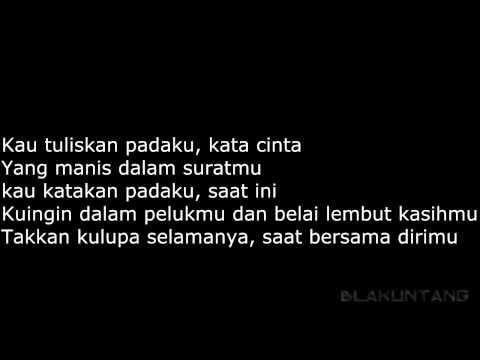 Dewa 19 - Kangen [Lirik]