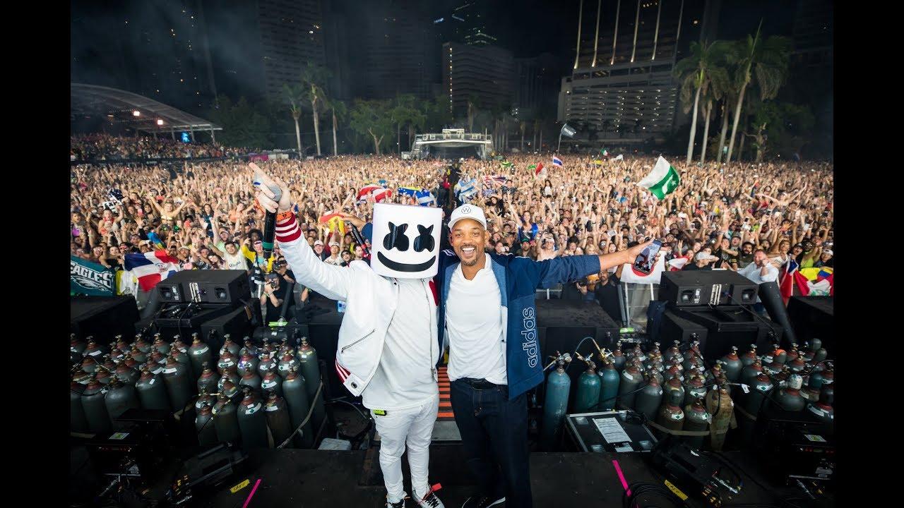 MARSHMELLO Live At Ultra Music Festival Miami 2018