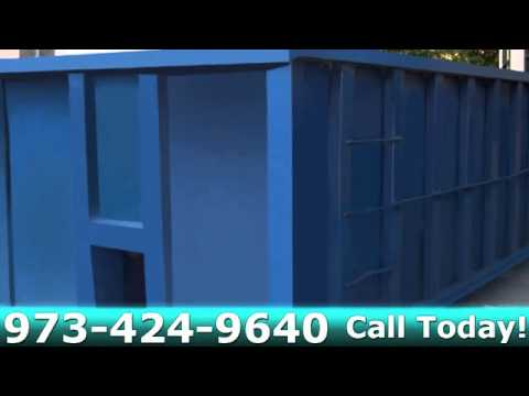 Elizabeth Roll Off Containers & Garbage Disposal Services Newark NJ
