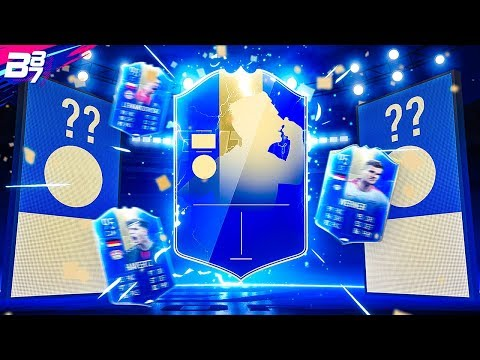BRAND NEW TOTS! SO MANY PACKED! | FIFA 19 ULTIMATE TEAM PACK OPENING