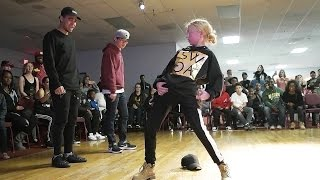 Phoenix Lil'Mini & Knowbody vs Probability & Transformer | Kida The Great's Dance Battle