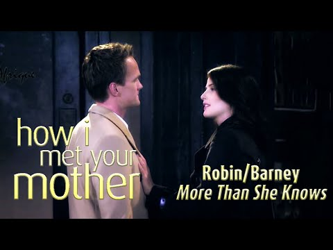 Robin&Barney - More Than She Knows
