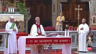 5 Luglio 2020 -  Messa alla Divina Misericordia - Santa Messa ore 17:00
