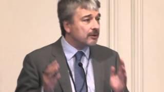 Kurt de Belder from Leiden University Presents at the OCLC Research Libraries Rebound Meeting