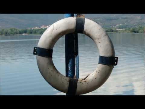 Italy Umbria Lake Trasimeno Isola Maggiore Italië Umbrië Eiland In Trasimenomeer Lago Trasimeno