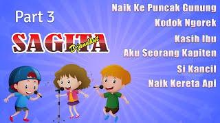 Lagu Anak Anak versi Dangdut Koplo Orkes Sagita Kendang Jaranan Part 3