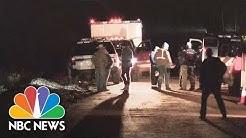 Three Children Missing In Arizona After RV Submerged Into Creek | NBC News