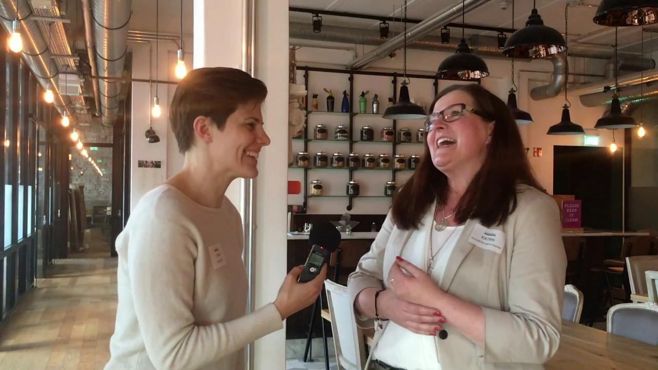 Blogger@Work Konferenz | Katrin Rembold im Interview
