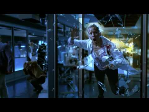 CSI: Crime Scene Investigation - Season 10 Episode 1 Slow Motion Beginning