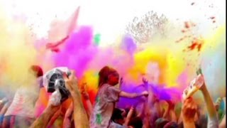Thousands celebrate Holi Festival of Colors in Utah
