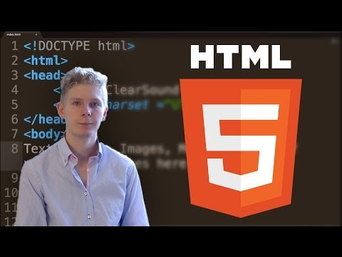 Adding Images & Text To A Site In HTML