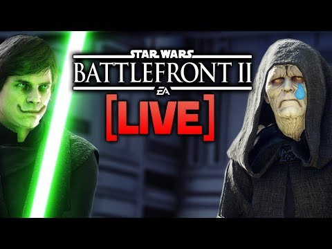 PATCH 1.2 IS LIVE - Star Wars Battlefront 2 live