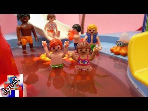 Film Playmobil Français – Excursion du jardin d'enfants au parc aquatique Tinti