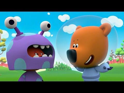 Ми-ми-мишки - Лучшие серии Цыпы с мишками! |  Все серии подряд | мультики для детей
