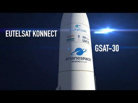 Arianespace Flight VA251 - EUTELSAT KONNEKT / GSAT-30 (EN)