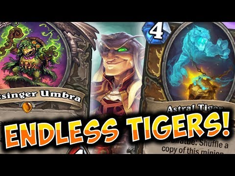 TAUNT DRUID WITH DOLLMASTER DORIAN! | THE WITCHWOOD | HEARTHSTONE |  DISGUISED TOAST
