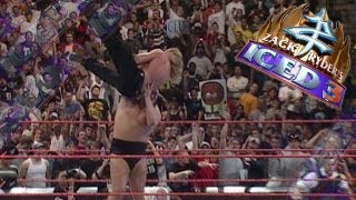 Zack Ryder's Iced 3 - October 2013 - Mankind vs Triple H - Raw 4/19/1999 - FULL MATCH