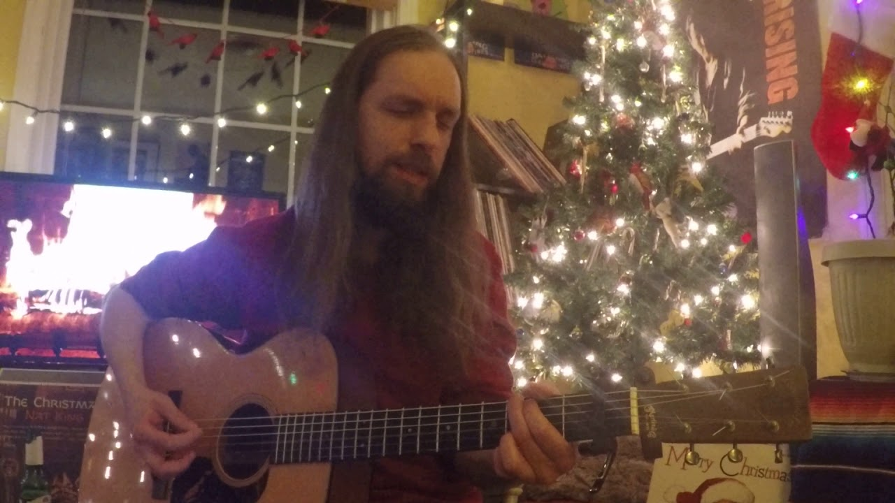 Christmas in Prison - John Prine Cover - YouTube