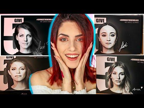 GEHEIM! 🔥 dm Black Boxen 2018 Unboxing + Wert hatice schmidt sarah harrisson #GIVINGISTHENEWBLACK