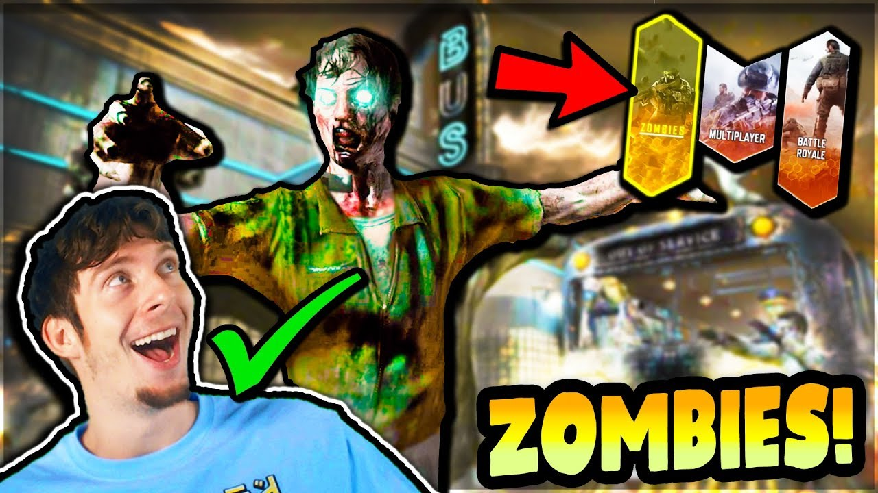 Call of Duty Mobile ZOMBIES GAMEPLAY (New Zombies Perks) - CoD Mobile Halloween Update Info