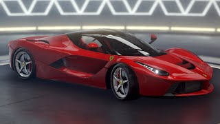 Asphalt 9: Legends - Ferrari LaFerrari (Stock) Test Drive