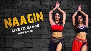 Naagin - Vayu, Aastha Gill, Akasa | LivetoDance with Sonali X Kanchi Shah | Dance Cover