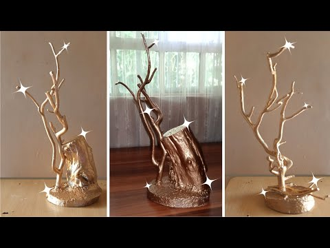 LET'S DIY ROOM DECOR AT HOME – Easy DIY Twig Project