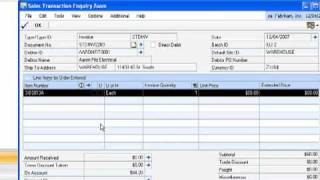 Reconciler for AR and AP for Dynamics GP