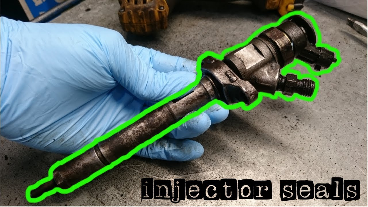 Injector Seals  Replacement On A Ford Focus Tdci