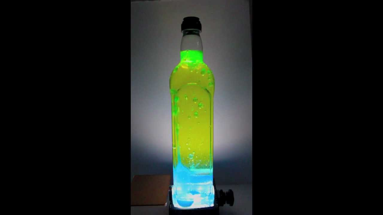 glow lava lamp - YouTube for Homemade Glow In The Dark Lava Lamp  55jwn