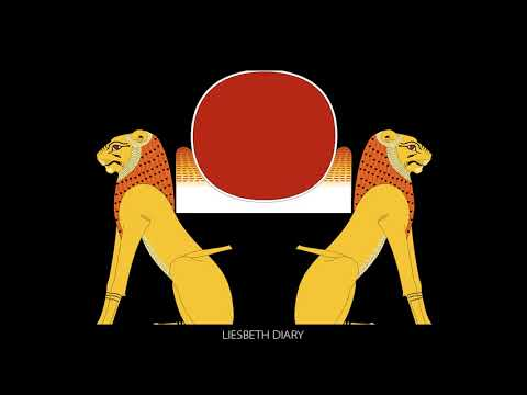 Egyptian Gods Part: 1 Aker and Atum